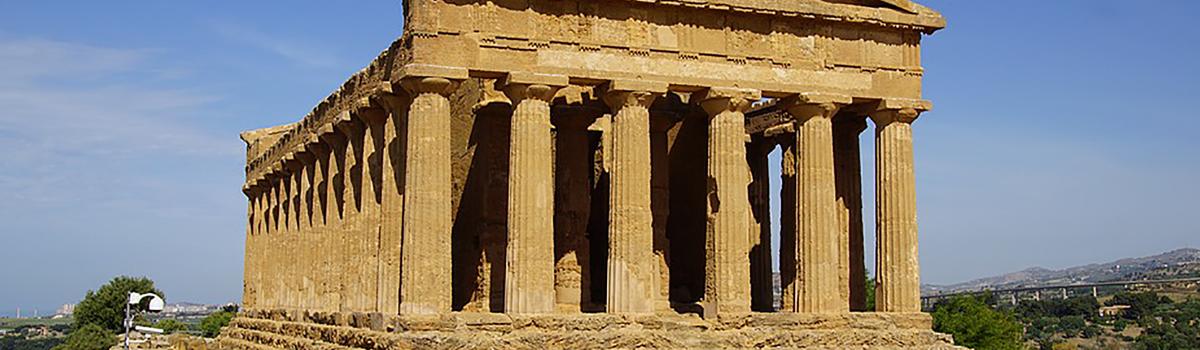 Sicilië, kunst en architectuur (online cursus via ZOOM)