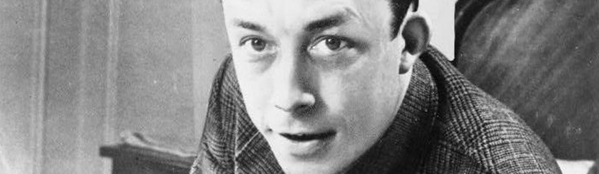 Albert Camus: 'De mens is het enige schepsel dat weigert te zijn wat hij is'.