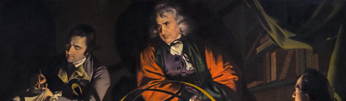 Kunst, geloof en wetenschap