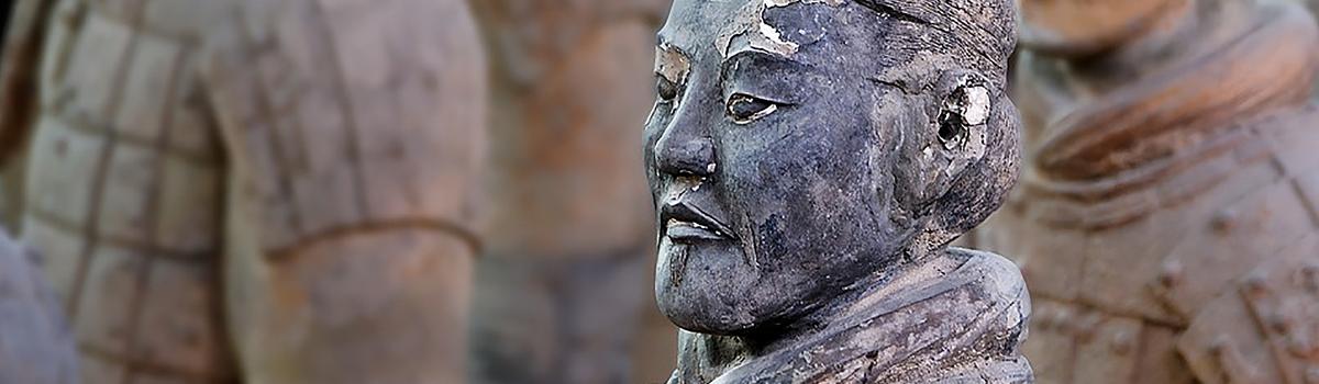 China in één dag (online cursus via ZOOM)