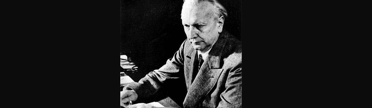 Karl Jaspers: filosofie van het zelfzijn (fysiek)