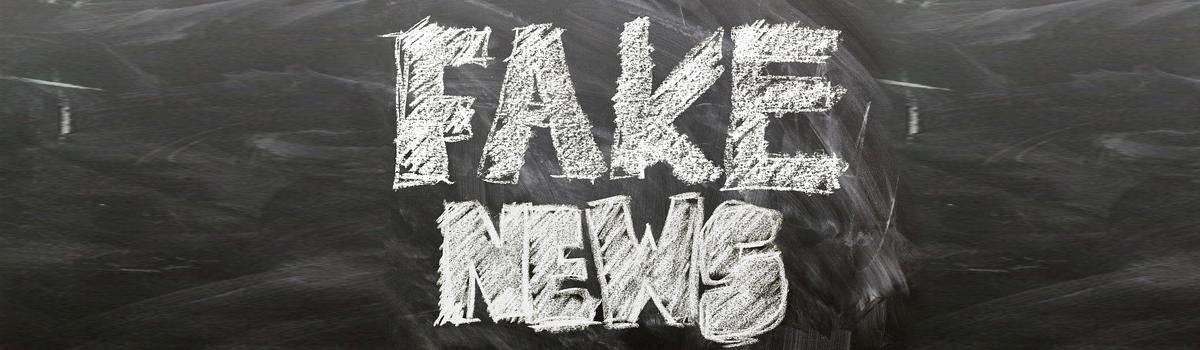 Fake news versus de feiten (fysiek)