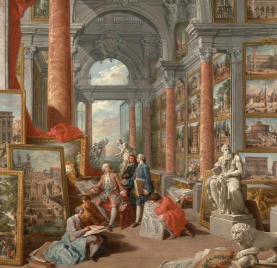 Grand Tour: Europa, 'het mekka van kunst en cultuur'