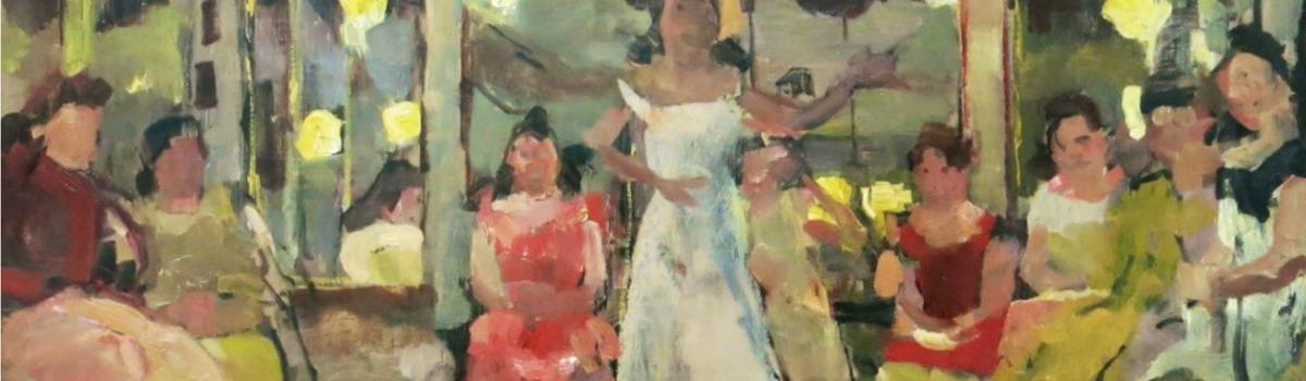 Kunst en muziek in de stad vanaf de industrialisatie (1880-1960)