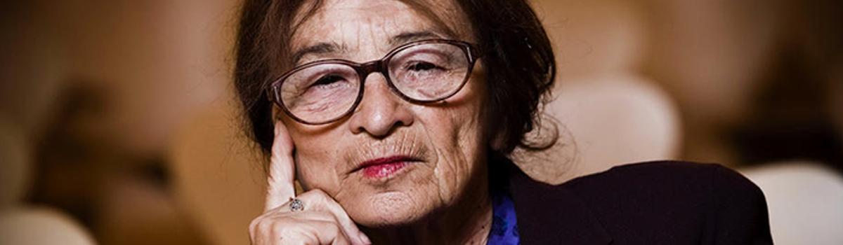 Agnes Heller: 'Ik denk niet dat totalitarisme nu mogelijk is'