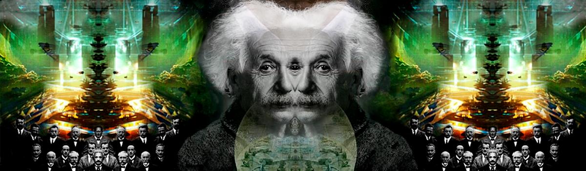 Einstein en het heelal