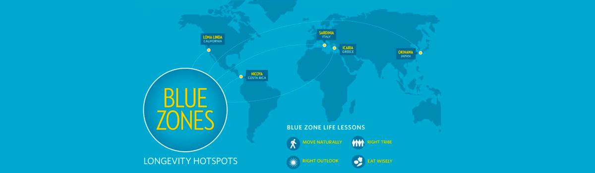 Het geheim van de Blue Zones