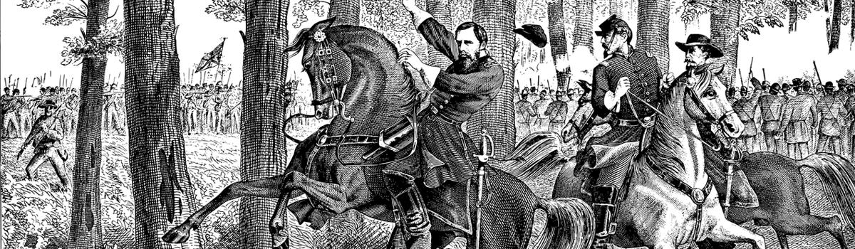 De Amerikaanse Burgeroorlog (1861-1865)