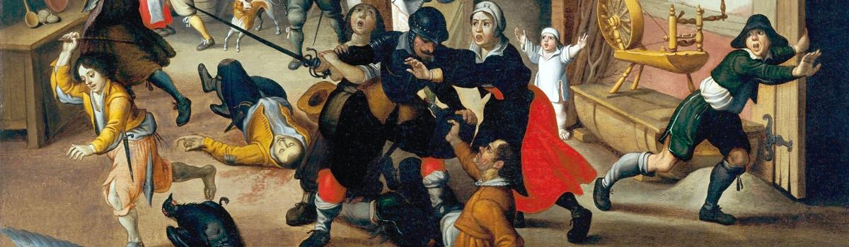 Marginalen in de zeventiende en achttiende eeuw