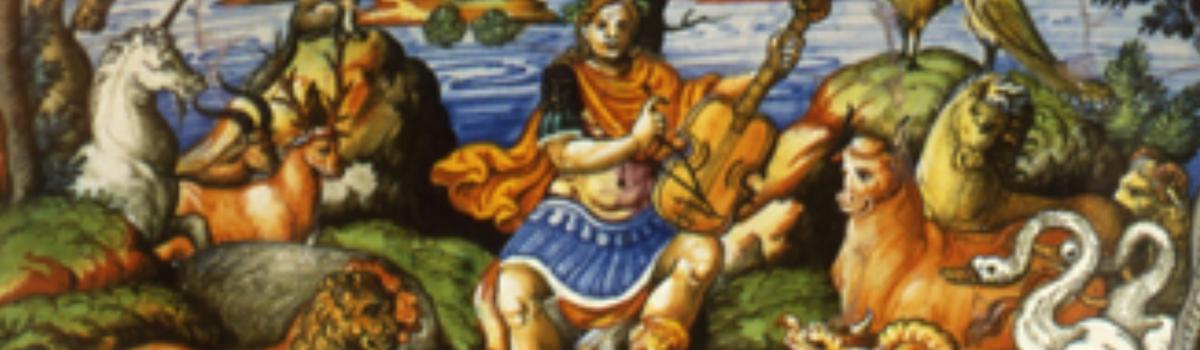 Mythen volgens Ovidius